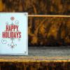 1月4日の夕方に年賀状が届く、それも出していない友人から2通も。