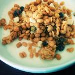 人気がありすぎて休止していた日清シスコ ごろっと大豆のグラノーラを食べた。