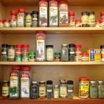 軽く衝撃を受けた件、あなたの家に調味料は何種類ありますか?