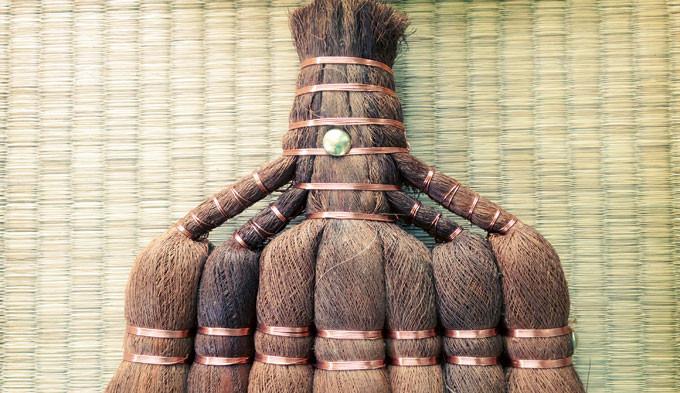 棕櫚(シュロ)ほうき_2