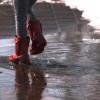 主婦のストレス発散方法、雨の日だからこそただモクモクと歩く。