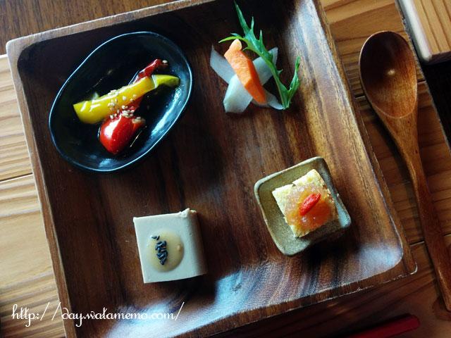 ナイヤビンギ_前菜