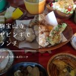 ナイヤビンギで女子会、元旅館を改装したカフェでまったりランチ(奈良県生駒市)