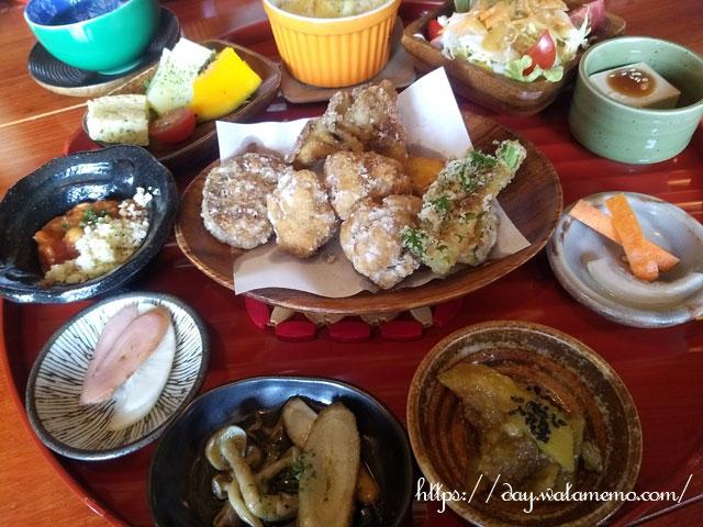 十品菜食小鉢