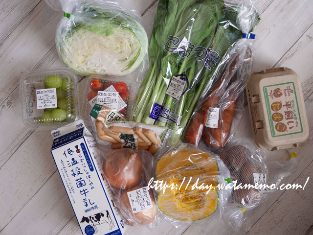 らでぃっしゅぼーや 有機・低農薬野菜、無添加食材などの宅配