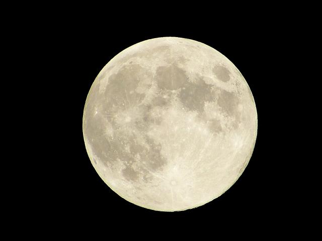 イメージ画像 満月