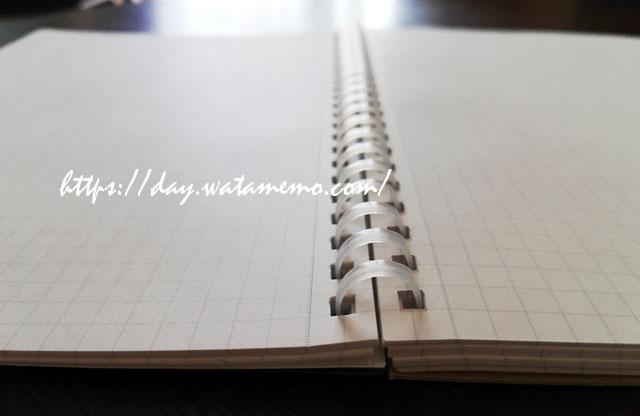 コクヨ ノート ソフトリング リングへの苦手意識を変えたノート