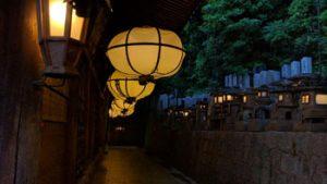 ホタルを求めて、奈良東大寺~二月堂~大湯屋~大柳生(2016年6月版)。